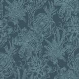 Portobello Wallpaper Bromelia 289663 By Rasch Textil For Brian Yates